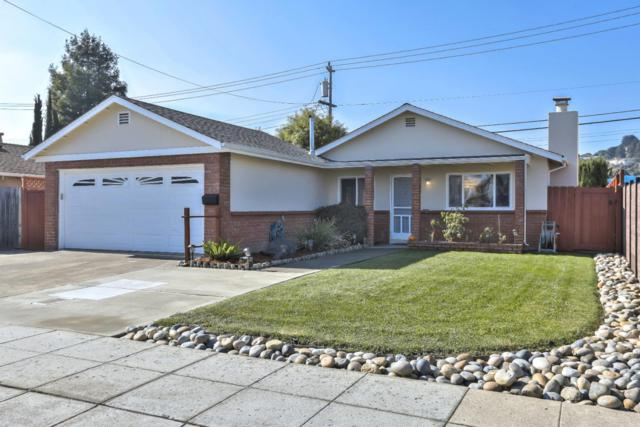 705 Hiller St, Belmont, CA 94002 (#ML81729862) :: Keller Williams - The Rose Group