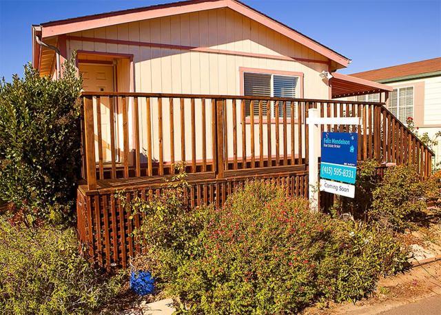 4160 Jade St 71, Capitola, CA 95010 (#ML81729920) :: The Goss Real Estate Group, Keller Williams Bay Area Estates