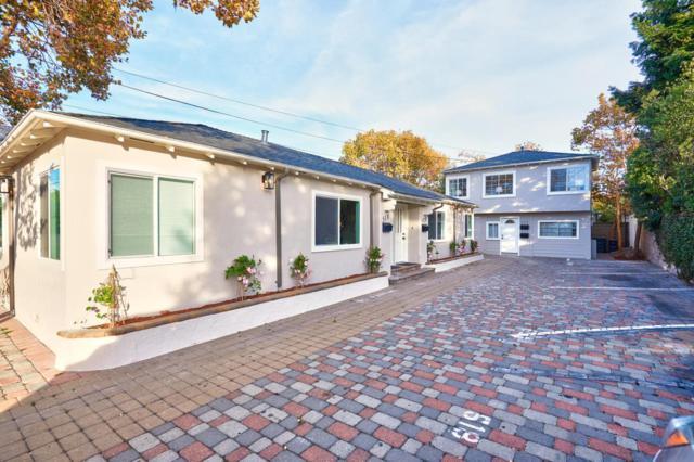 518 Cedar St, Redwood City, CA 94063 (#ML81729952) :: The Warfel Gardin Group