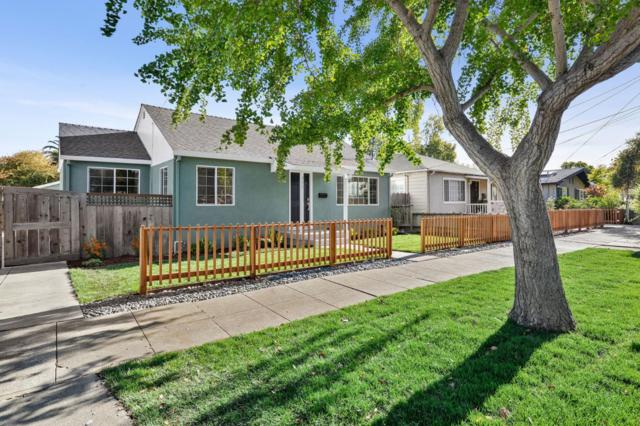 611 Hopkins Ave, Redwood City, CA 94063 (#ML81730044) :: The Warfel Gardin Group