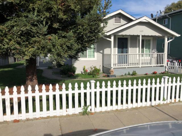 1129 Davis St, Redwood City, CA 94061 (#ML81730048) :: The Warfel Gardin Group