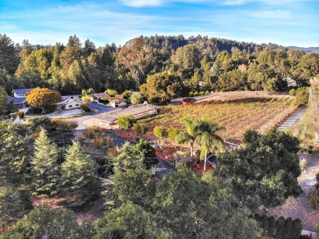 433 Sunridge Dr, Scotts Valley, CA 95066 (#ML81730063) :: Keller Williams - The Rose Group