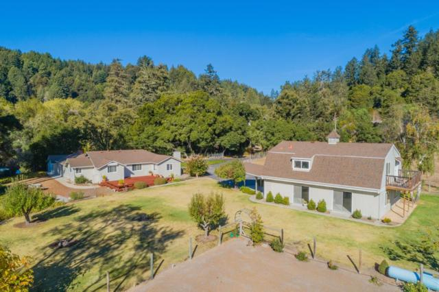 150 Nelson Rd, Scotts Valley, CA 95066 (#ML81730133) :: The Kulda Real Estate Group