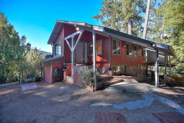 510 Blue Ridge Dr, Boulder Creek, CA 95006 (#ML81730198) :: Perisson Real Estate, Inc.