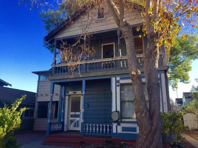 209 High St, Santa Cruz, CA 95060 (#ML81730363) :: The Warfel Gardin Group