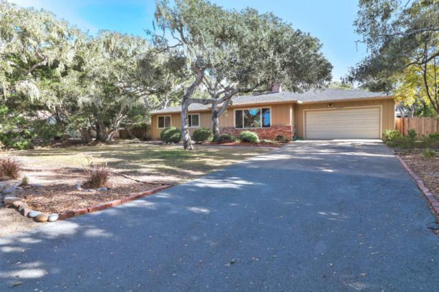 2887 Oak Knoll Rd, Pebble Beach, CA 93953 (#ML81730511) :: The Goss Real Estate Group, Keller Williams Bay Area Estates