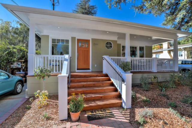 2344 Bowdoin St, Palo Alto, CA 94306 (#ML81730531) :: Julie Davis Sells Homes