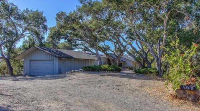 11500 Hidden Hills Rd, Carmel Valley, CA 93924 (#ML81730542) :: The Warfel Gardin Group
