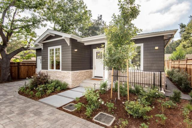 631 Harvard Ave, Menlo Park, CA 94025 (#ML81730576) :: The Warfel Gardin Group