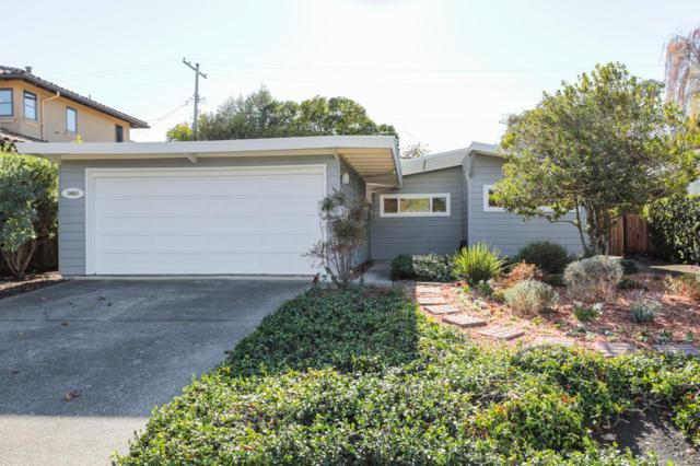 3460 Rambow Dr, Palo Alto, CA 94306 (#ML81730579) :: The Kulda Real Estate Group