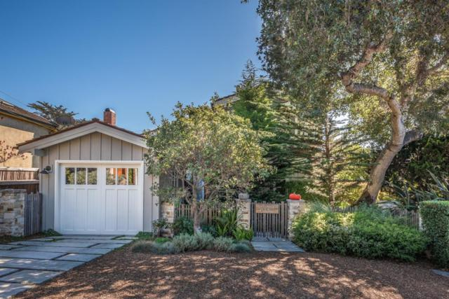0 Ninth Avenue 2Se Camino Real St, Carmel, CA 93921 (#ML81730614) :: Strock Real Estate
