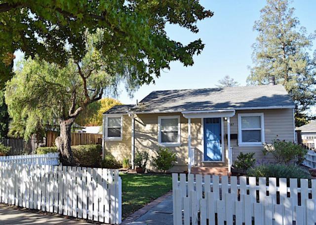 1107 17th Ave, Redwood City, CA 94063 (#ML81730622) :: Brett Jennings Real Estate Experts