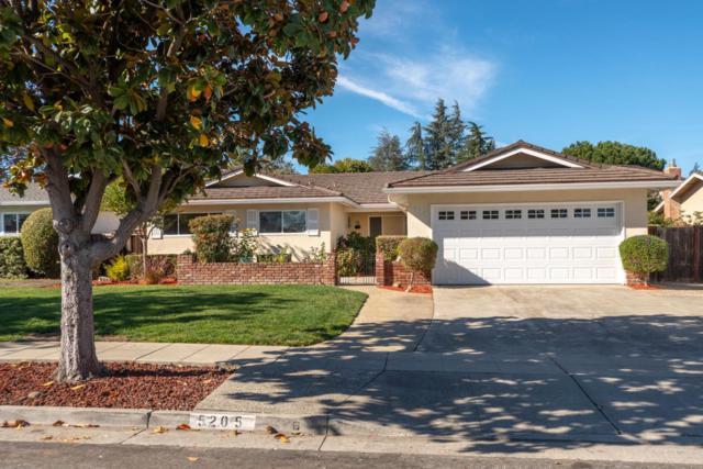 5205 Rafton Dr, San Jose, CA 95124 (#ML81730630) :: The Warfel Gardin Group