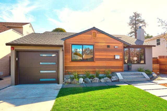 710 Folkstone Ave, San Mateo, CA 94402 (#ML81730656) :: The Gilmartin Group