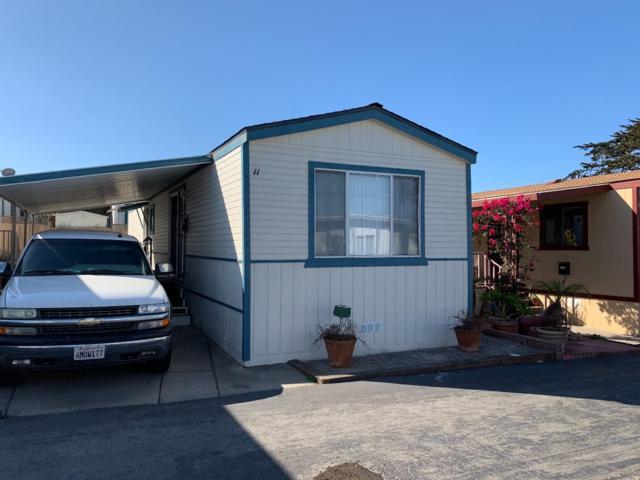 3128 Crescent 11, Marina, CA 93933 (#ML81730669) :: Strock Real Estate
