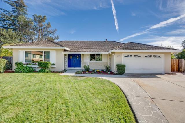 934 Marble Ct, San Jose, CA 95120 (#ML81730693) :: The Warfel Gardin Group