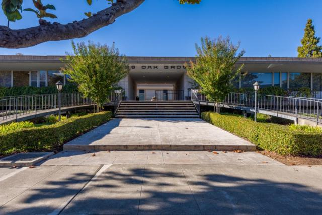 888 Oak Grove Ave 10, Menlo Park, CA 94025 (#ML81730738) :: The Warfel Gardin Group