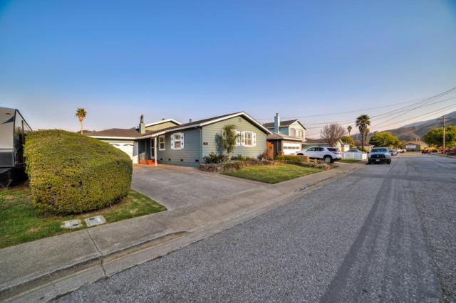 1335 De Solo Dr, Pacifica, CA 94044 (#ML81730749) :: The Kulda Real Estate Group
