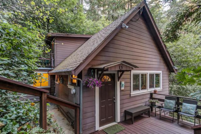 15475 Big Basin Way, Boulder Creek, CA 95006 (#ML81730753) :: Perisson Real Estate, Inc.