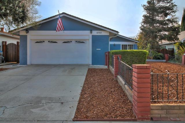 6793 Muscat Dr, San Jose, CA 95119 (#ML81730770) :: The Warfel Gardin Group