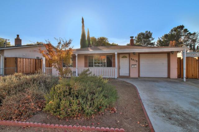 3015 Julio Ave, San Jose, CA 95124 (#ML81730777) :: The Warfel Gardin Group