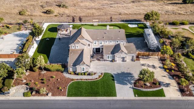 481 Via Vaquero Sur, San Juan Bautista, CA 95045 (#ML81730792) :: The Kulda Real Estate Group