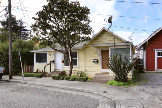 215 & 217 Roberts St, Santa Cruz, CA 95060 (#ML81730804) :: Keller Williams - The Rose Group