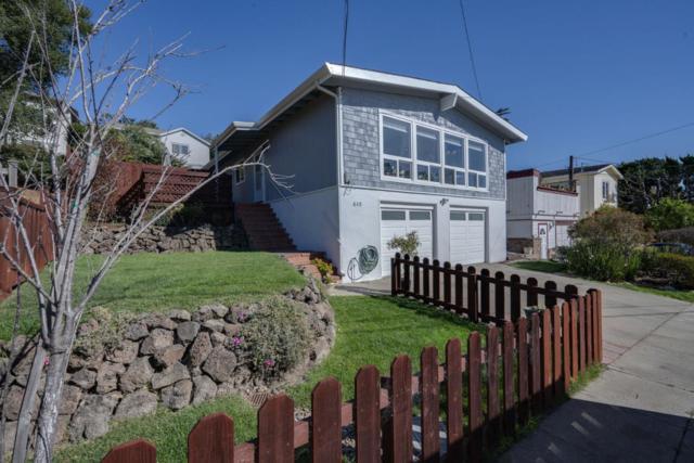 649 Palma St, El Granada, CA 94018 (#ML81730807) :: The Gilmartin Group