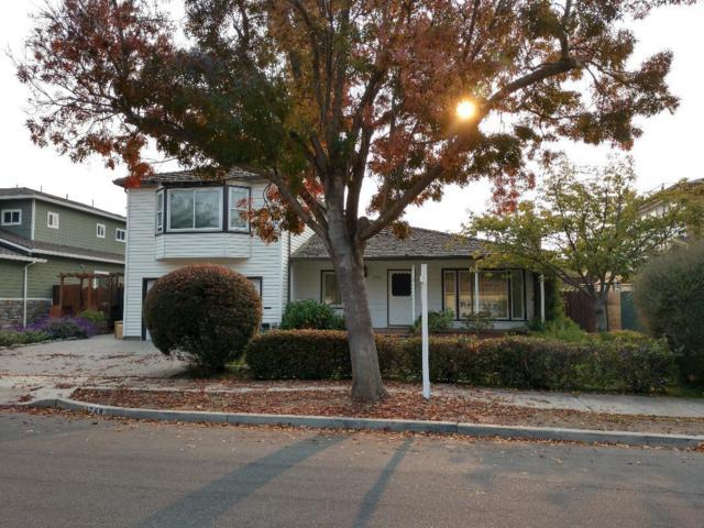 1244 Carson St, Redwood City, CA 94061 (#ML81730890) :: The Warfel Gardin Group