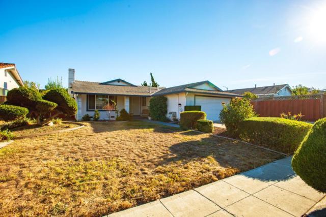 1180 Oxton Dr, San Jose, CA 95121 (#ML81730921) :: The Warfel Gardin Group