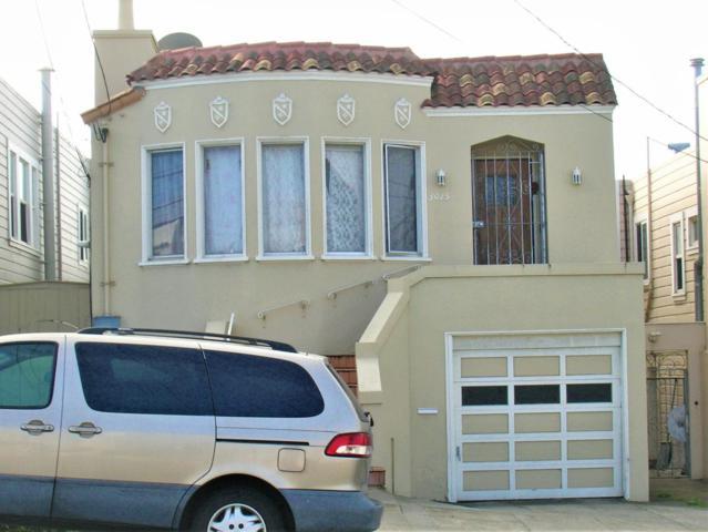 3015 Ulloa St, San Francisco, CA 94116 (#ML81731062) :: Strock Real Estate
