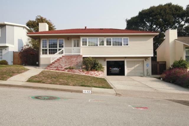 1170 Glenwood Dr, Millbrae, CA 94030 (#ML81731073) :: Perisson Real Estate, Inc.