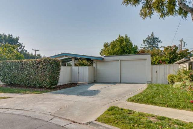1141 S Sage Ct, Sunnyvale, CA 94087 (#ML81731111) :: Keller Williams - The Rose Group