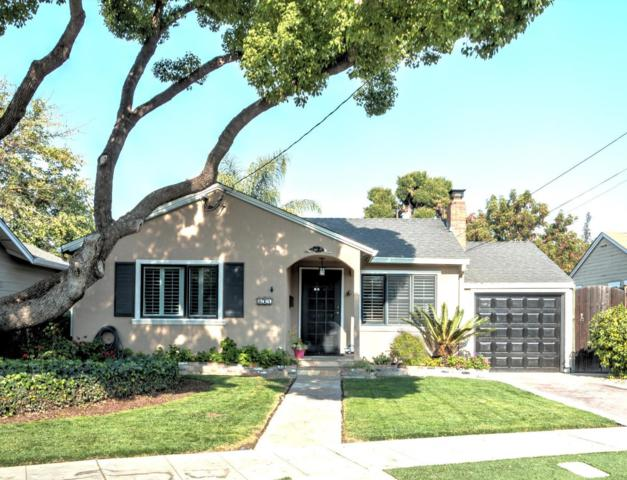671 Fuller Ave, San Jose, CA 95125 (#ML81731119) :: The Warfel Gardin Group