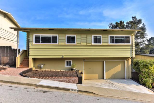 2000 Pinecrest Dr, San Bruno, CA 94066 (#ML81731122) :: The Gilmartin Group