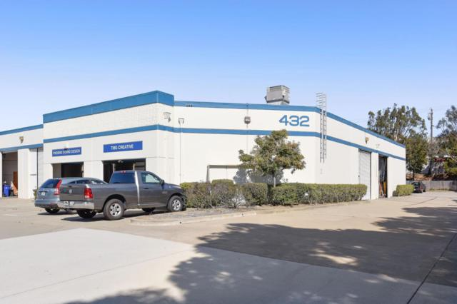 432 N Canal St 1, South San Francisco, CA 94080 (#ML81731337) :: The Gilmartin Group