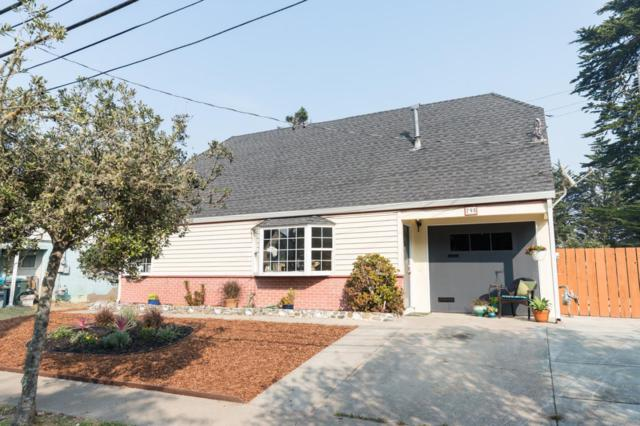 795 Claridge Dr, Pacifica, CA 94044 (#ML81731427) :: Brett Jennings Real Estate Experts