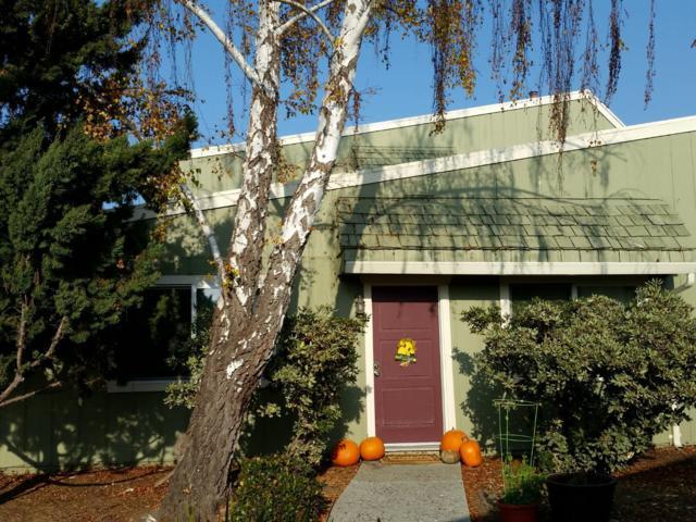 161 Harbor Oaks Cir, Santa Cruz, CA 95062 (#ML81731644) :: The Gilmartin Group