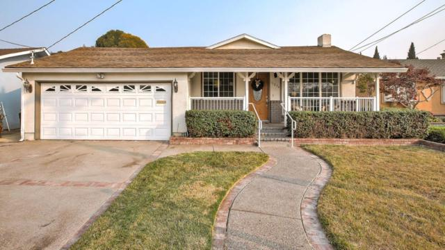 16034 Via Catherine, San Lorenzo, CA 94580 (#ML81731729) :: Strock Real Estate