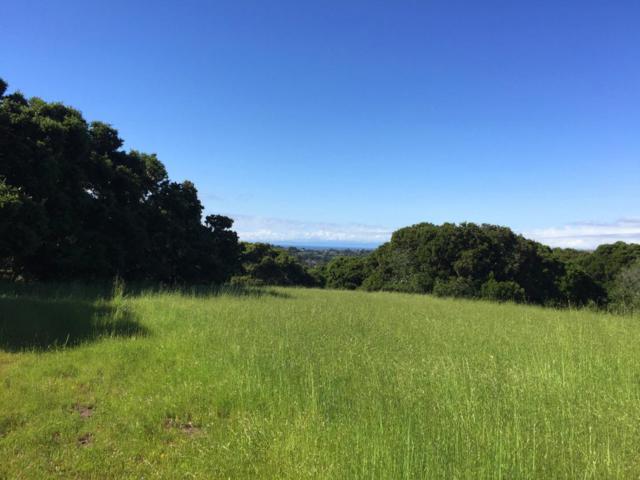 8170 Manjares (Lot 135), Monterey, CA 93940 (#ML81731964) :: Strock Real Estate