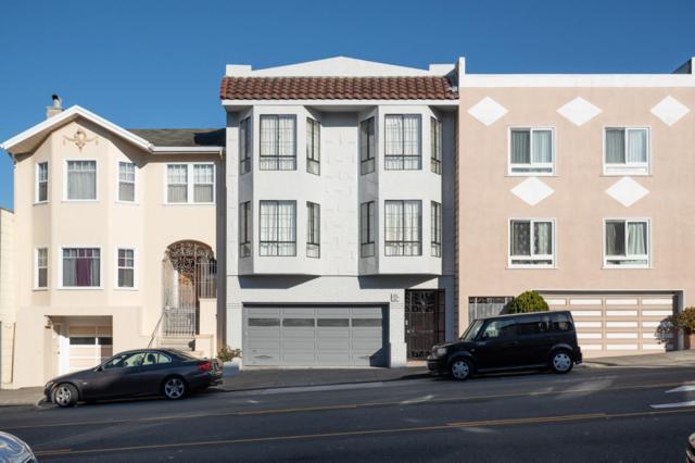 644-646 25th Ave, San Francisco, CA 94121 (#ML81731984) :: The Warfel Gardin Group