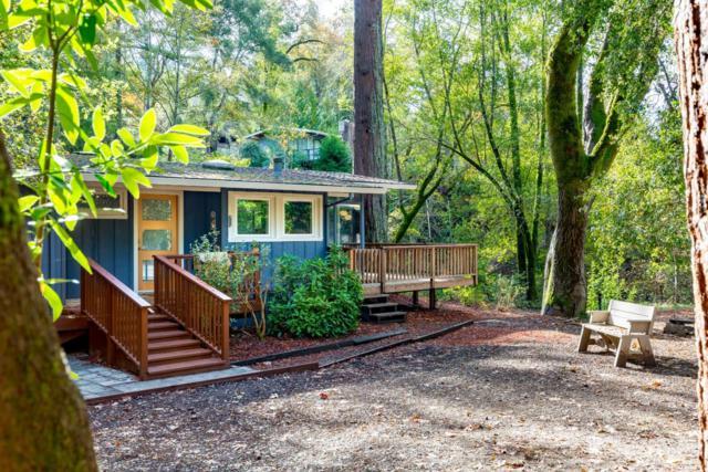 10 Fernwood Dr, Boulder Creek, CA 95006 (#ML81732044) :: The Gilmartin Group