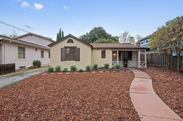 1251 College Ave, Palo Alto, CA 94306 (#ML81732052) :: Brett Jennings Real Estate Experts