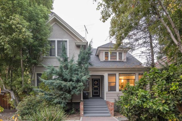 1251 Bryant St, Palo Alto, CA 94301 (#ML81732077) :: Brett Jennings Real Estate Experts