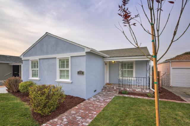 218 Rockwood Dr, South San Francisco, CA 94080 (#ML81732080) :: The Gilmartin Group