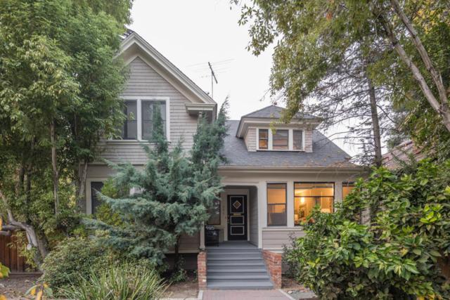 1251 Bryant St, Palo Alto, CA 94301 (#ML81732081) :: Brett Jennings Real Estate Experts