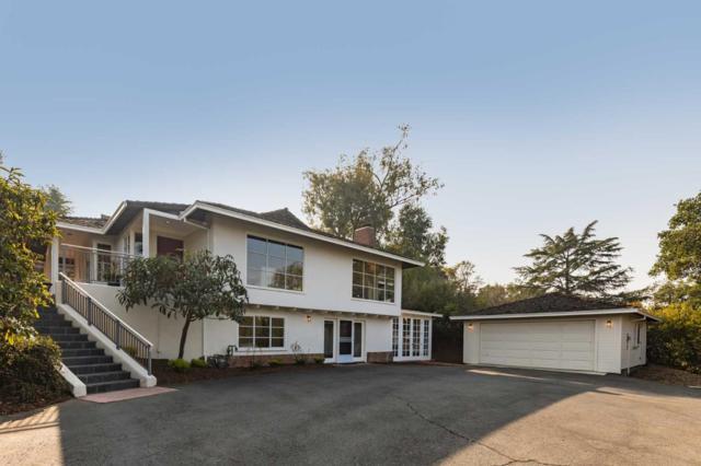 4195 Oak Hill Ave, Palo Alto, CA 94306 (#ML81732116) :: Brett Jennings Real Estate Experts
