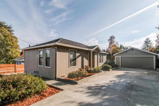134 Fernside St, Santa Cruz, CA 95060 (#ML81732208) :: The Warfel Gardin Group