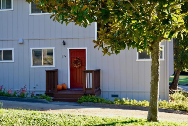 274 E Hilton Dr, Boulder Creek, CA 95006 (#ML81732342) :: The Warfel Gardin Group