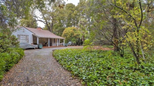 77 Marsh Rd, Atherton, CA 94027 (#ML81732469) :: The Warfel Gardin Group